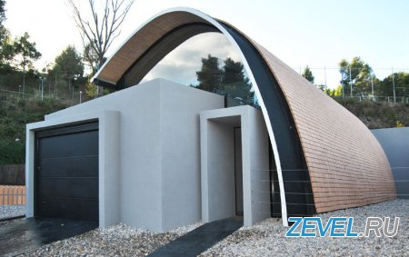 Инновационный гибкий керамический материал Flexbrick
