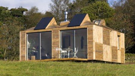 Новые жилые эко-дома предложили британцы