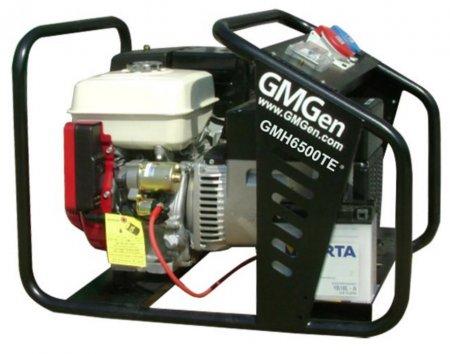 Генератор 4 квт бензиновый