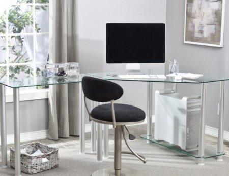 Компьютерные столы: разновидности и особенности